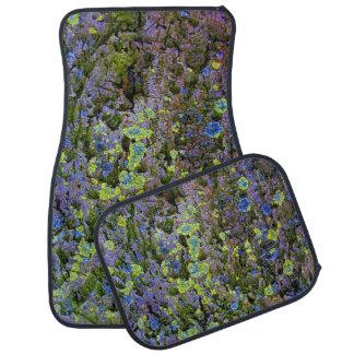 自然のカーマットのフルセット(4)の置いて下さい カーマット
