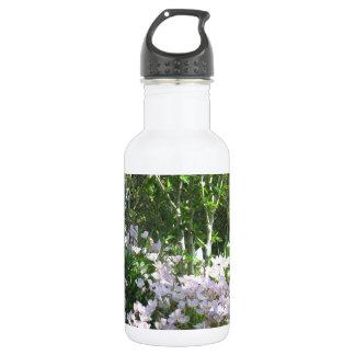 自然の写真によってはニュージャージーアメリカNVN665のおもしろいが開花します ウォーターボトル