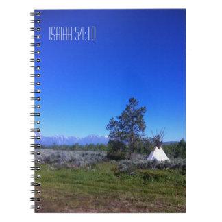 自然の参照のノート ノートブック