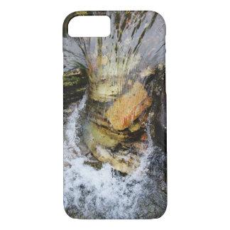自然の場合、streambedのiPhone 7の場合 iPhone 8/7ケース