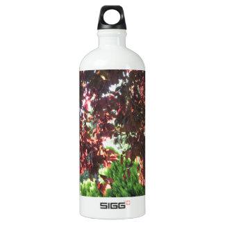 自然の庭の緑のニュージャージー米国NVN671のおもしろい ウォーターボトル