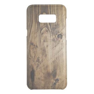 自然の木製の木の質感 ケース