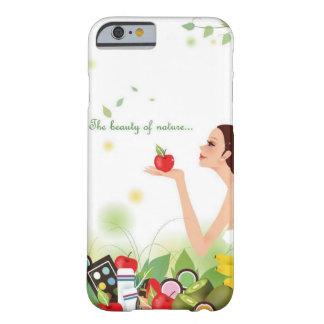 自然の美しい BARELY THERE iPhone 6 ケース
