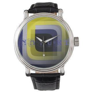 自然の芸術の腕時計 腕時計