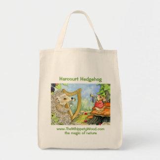 自然の買い物袋の魔法 トートバッグ