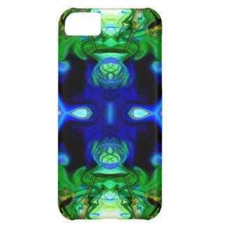 自然の顔 iPhone5Cケース