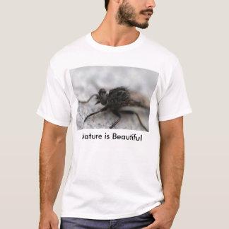 自然は美しいです Tシャツ