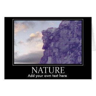 自然カードインスピレーション/刺激 カード