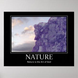 自然ポスターインスピレーション/刺激 プリント