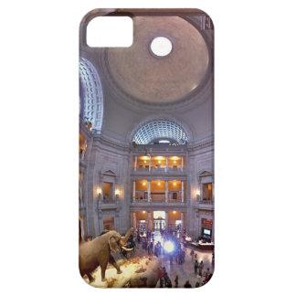 自然史の博物館 iPhone SE/5/5s ケース