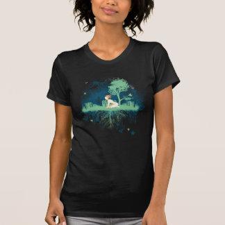 自然呼出し Tシャツ