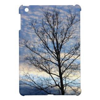 自然-カナダの冬 iPad MINIケース