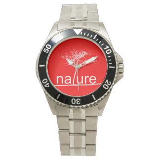自然 腕時計