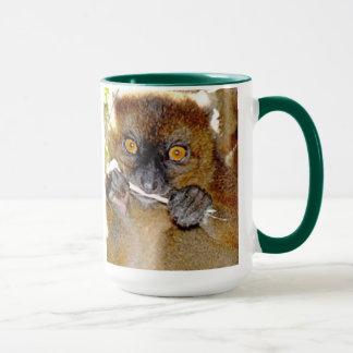 自然:  Lemur マグカップ