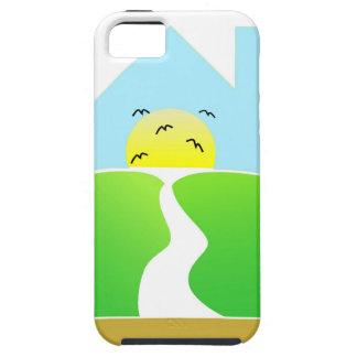 自然Iphone 5の色 iPhone SE/5/5s ケース