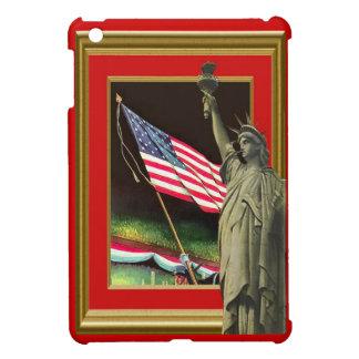 自由および星条旗 iPad MINIカバー