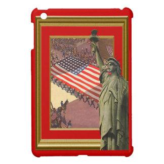 自由および星条旗 iPad MINIケース
