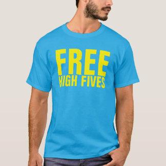 自由で高いFIVES Tシャツ