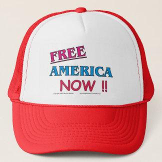 自由なアメリカ今!! キャップ