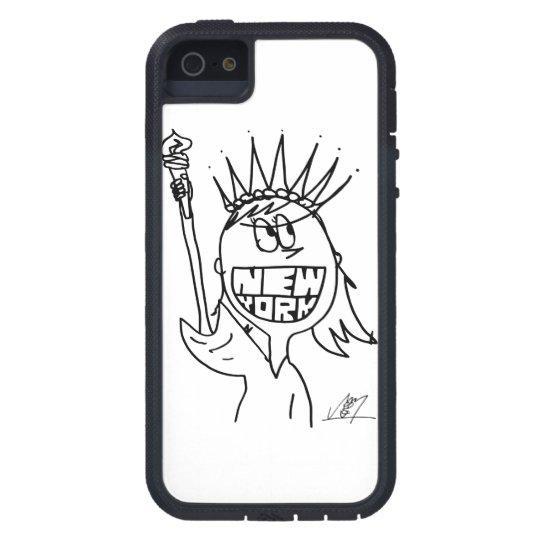 自由なケース iPhone SE/5/5s ケース