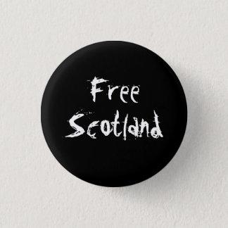 自由なスコットランドのスコットランドの独立バッジ 3.2CM 丸型バッジ