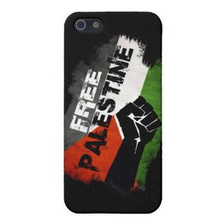自由なパレスチナ iPhone SE/5/5sケース