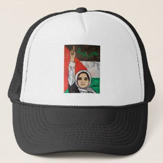 自由なパレスチナViva Palestina キャップ