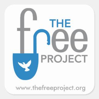 自由なプロジェクト スクエアシール