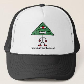 自由な帽子がないため キャップ