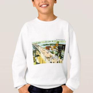 自由な橋、Fort Smith、アーカンソー スウェットシャツ
