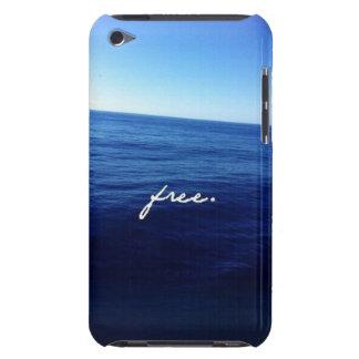 自由な海 Case-Mate iPod TOUCH ケース