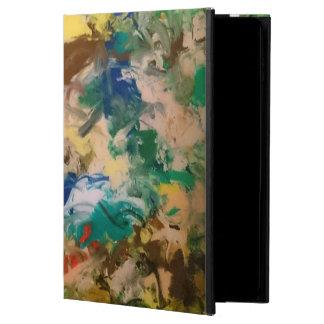 自由な芸術の花 POWIS iPad AIR 2 ケース