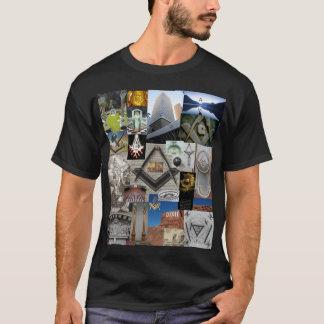 自由な、受け入れられる石工- Tシャツ
