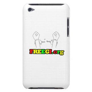 自由なGI Case-Mate iPod TOUCH ケース