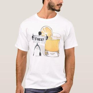 自由なOJ! Tシャツ