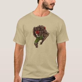 自由にして下さい Tシャツ