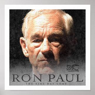 自由のためのロン・ポールのキャンペーン ポスター