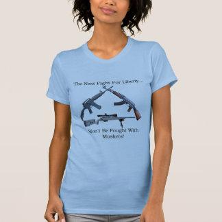 自由のための次の戦い Tシャツ