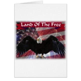 自由のの土地 カード