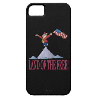 自由のの土地 iPhone SE/5/5s ケース
