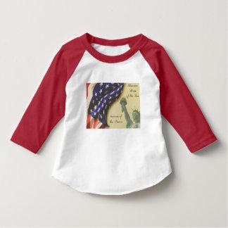 自由のの家 Tシャツ