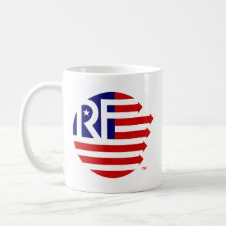 自由のコーヒー・マグの回復 コーヒーマグカップ