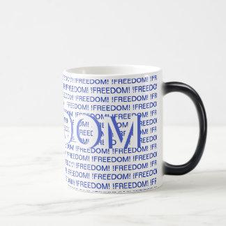 自由のマグ モーフィングマグカップ