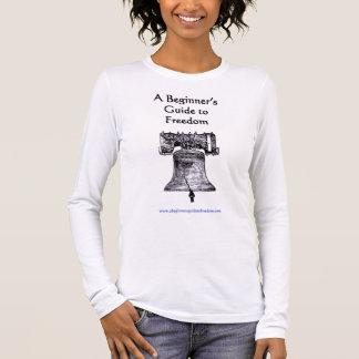 自由の女性長袖への初心者のガイド Tシャツ