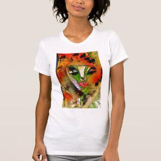 自由の女性sのTシャツの女神 Tシャツ