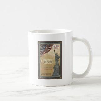 自由の女神 コーヒーマグカップ
