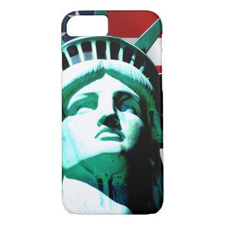 自由の女神、ニューヨーク iPhone 8/7ケース