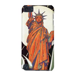 自由の女神 iPod TOUCH 5G ケース