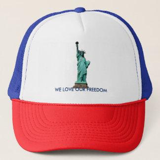 自由の彫像の帽子 キャップ