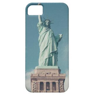 自由の彫像、iPhone 6/6Sのやっとそこに場合 iPhone SE/5/5s ケース